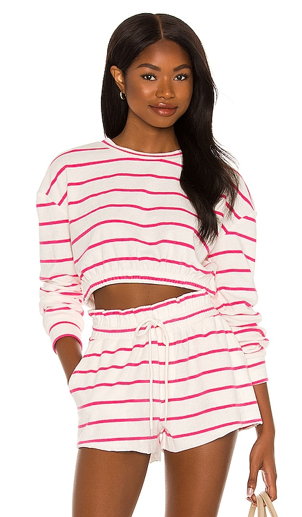 Maxine Sweatshirt BEACH RIOT $98 NEW