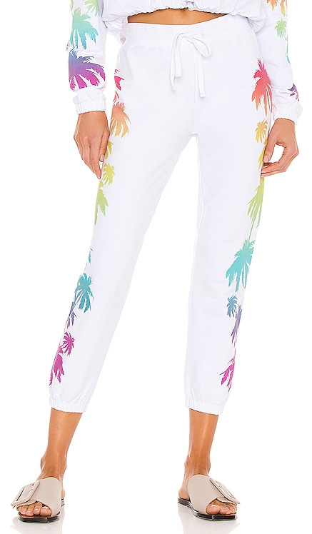 Palm Madness Sweatpant BEACH RIOT $98 NEW