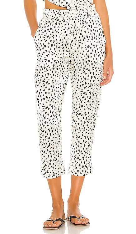 Avery Pant BEACH RIOT $128 NEW