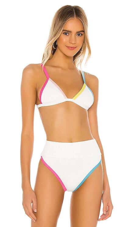 Mika Bikini Top BEACH RIOT $98