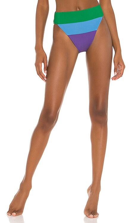 Alexis Bikini Bottom BEACH RIOT $78 NEW