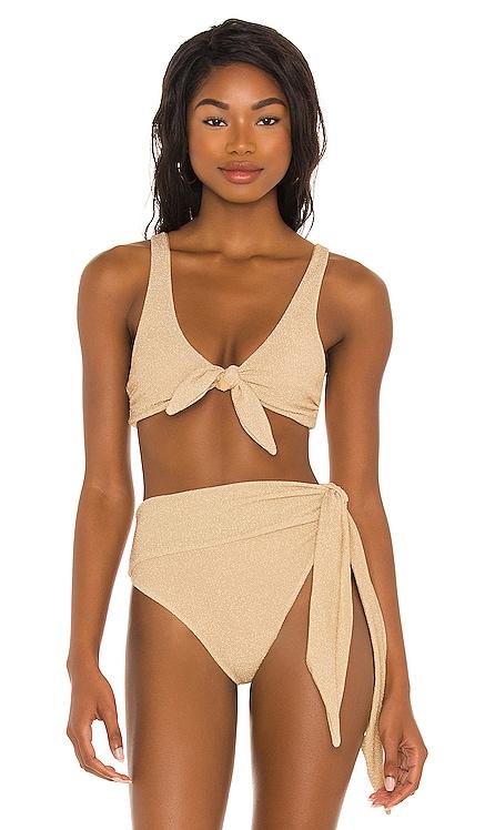 Grace Bikini Top BEACH RIOT $88