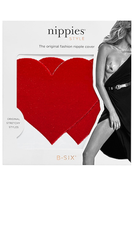 Velvet Heart Nippies Bristols6 $11 NEW