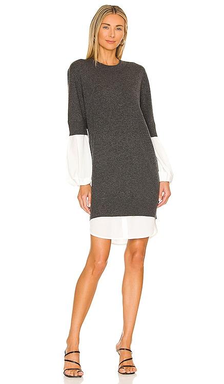 Ebella Layered Dress Brochu Walker $398 NEW