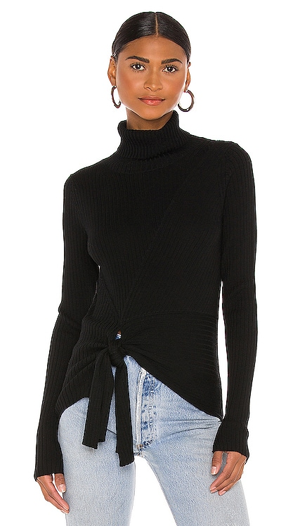 Dean Wrap Turtleneck Brochu Walker $368 BEST SELLER