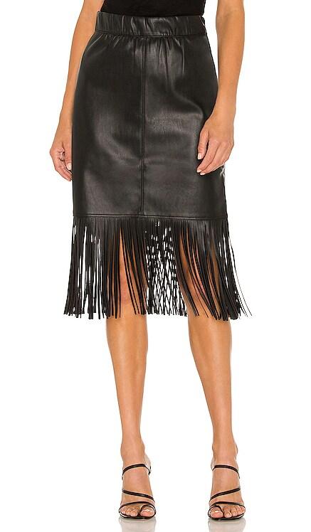 Rosali Fringe Skirt Brochu Walker $348 BEST SELLER
