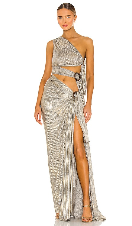 Gaia Gown Bronx and Banco $895