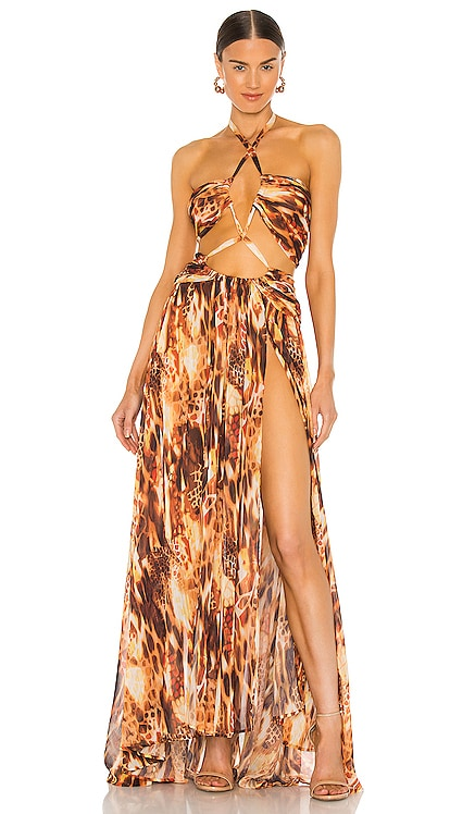 Fire Gown Bronx and Banco $1,100 BEST SELLER
