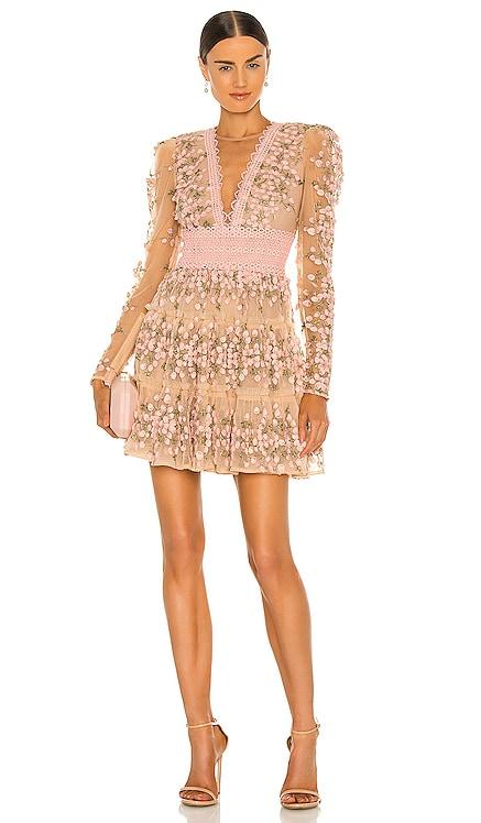 Megan Mini Dress Bronx and Banco $415 NEW