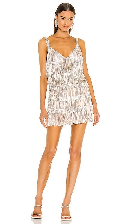 Noel Diamond Mini Dress Bronx and Banco $2,800 NEW
