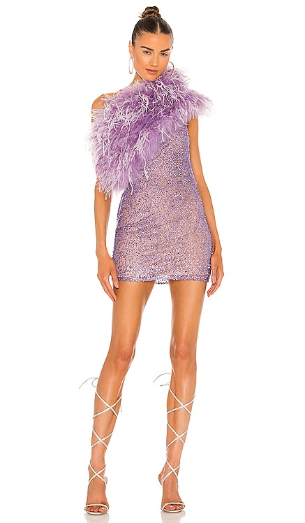 X REVOLVE LuLu Mini Dress Bronx and Banco $1,200 NEW