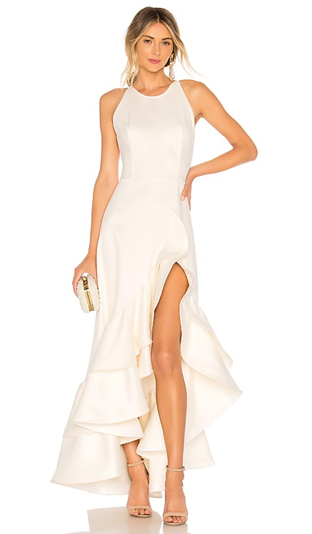 Paros Gown Bronx and Banco $620 BEST SELLER