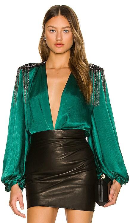 X Revolve Carmen Bodysuit Bronx and Banco $295 NEW