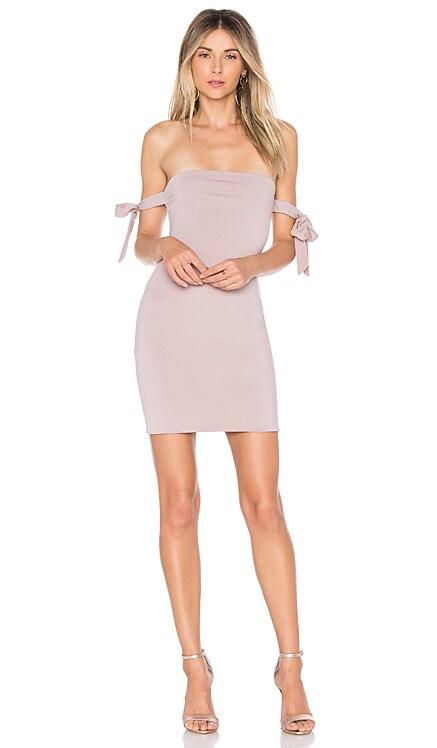 Ada Tie Strap Mini Dress by the way. $47