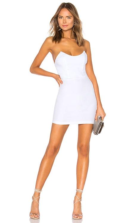 Stevie Sweetheart Mini Dress superdown $66 BEST SELLER