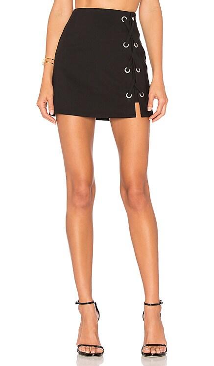 Tori Lace Up Skirt superdown $52 BEST SELLER