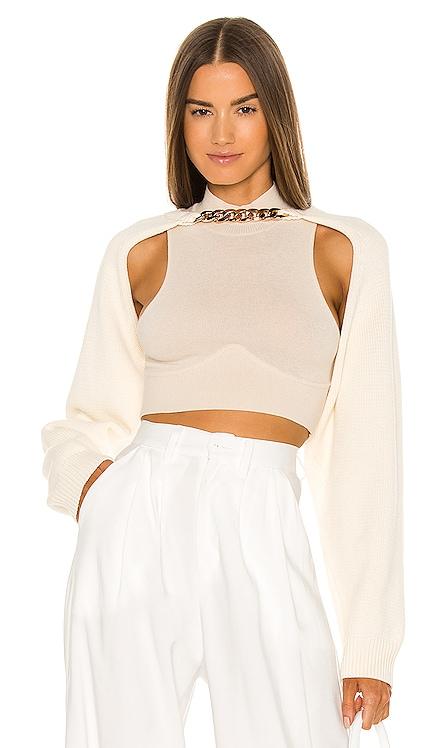Ava Knit Bolero Pullover Bubish $159 BEST SELLER