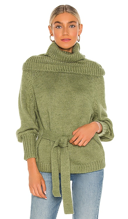 Sienna Turtleneck Sweater Bubish $260