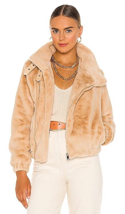 Orlando Faux Fur Jacket Bubish $289 BEST SELLER