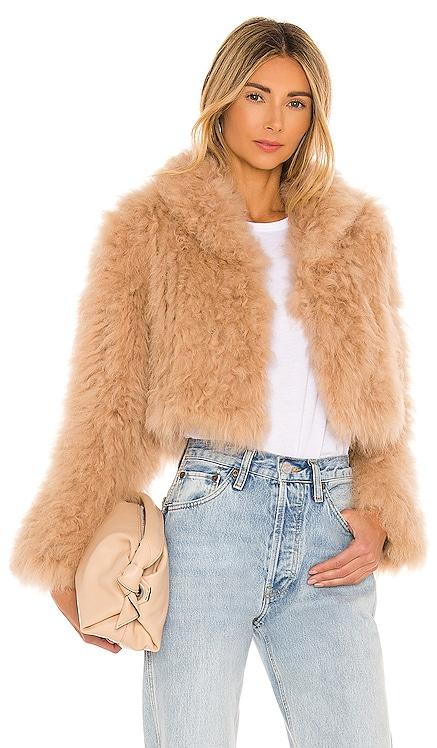 London Fur Jacket Bubish $445