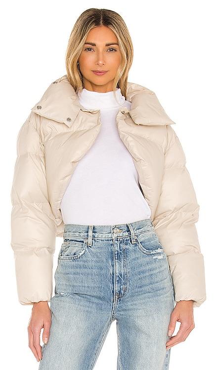 Elara Bolero Puffer Jacket Bubish $189 NEW