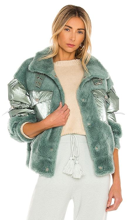 Isla Teddy Faux Fur Jacket Bubish $355 BEST SELLER