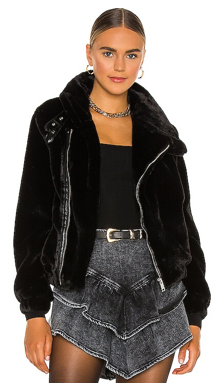 Orlando Faux Fur Jacket Bubish $289