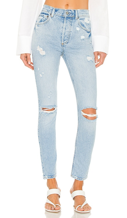 The Billy High Rise Skinny Boyish $168 NUEVO
