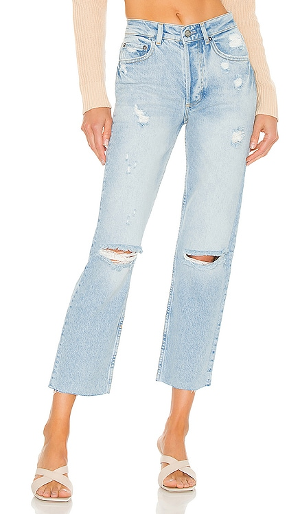 JEAN PIERNA RECTA THE TOMMY Boyish $168 NUEVO