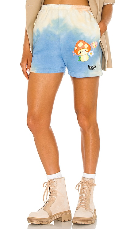 Feelin Good Sweatshorts By Samii Ryan $64 NEW