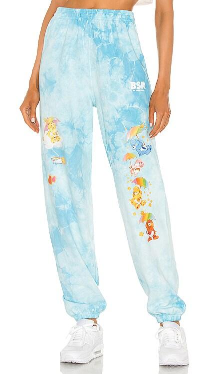 Raining Care Bears Tie-Dye Sweatpants By Samii Ryan $74 BEST SELLER