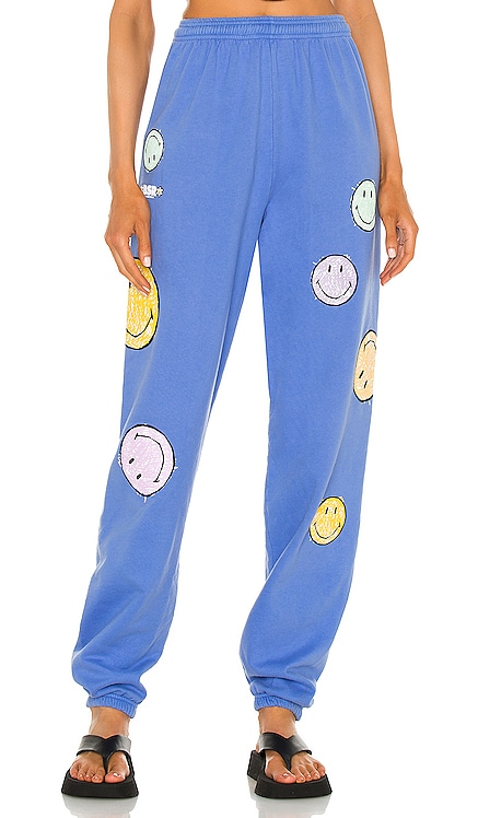 Smiley Good For You Sweatpants By Samii Ryan $72 BEST SELLER