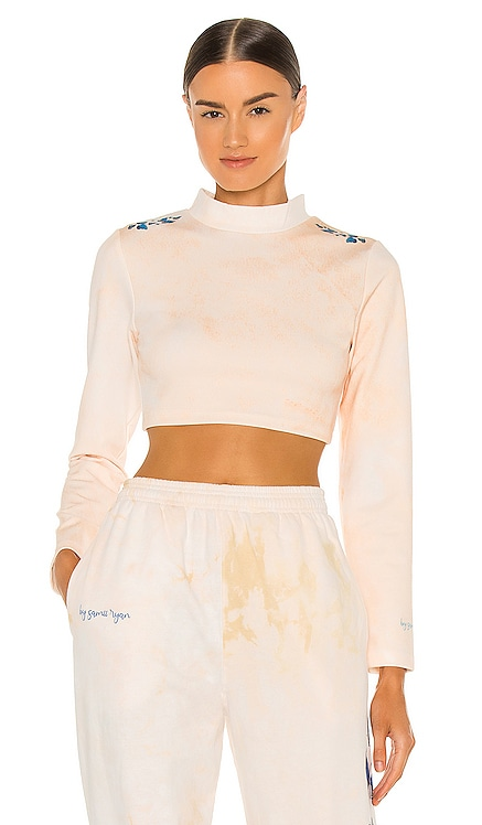 Kingdom Crop Top By Samii Ryan $50 NUEVO
