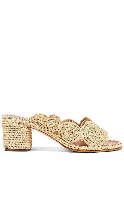 MULES AYOUB Carrie Forbes $370 BEST SELLER