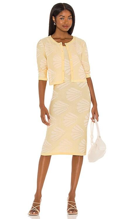 Lacey Dress Set Callahan $178 NEW