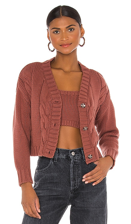 X REVOLVE Cardigan Set Callahan $132 BEST SELLER