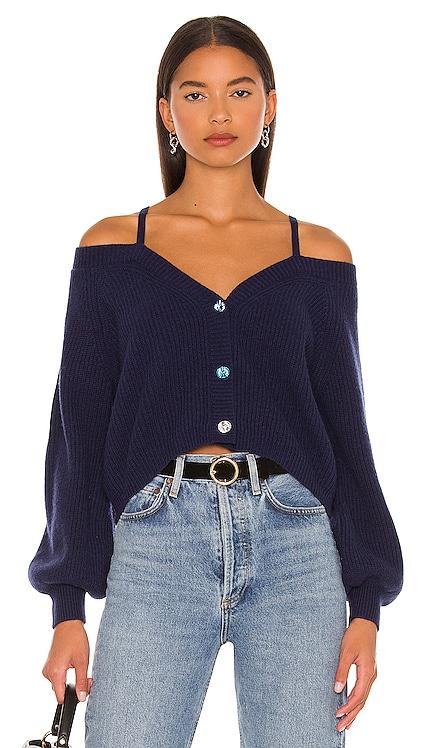 Elizabeth Sweater CAMI NYC $286 NEW