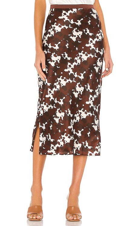 The Jessica Midi Skirt CAMI NYC $286