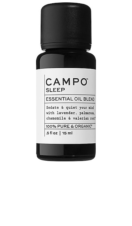 Sleep Blend 100% Pure Essential Oil Blend CAMPO $45
