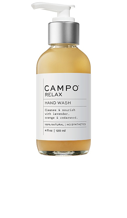 Relax Hand Wash CAMPO $25 NEW