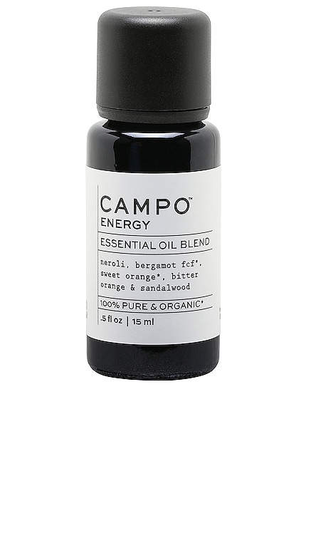 Energy-Uplifting Blend 100% Pure Essential Oil Blend CAMPO $45