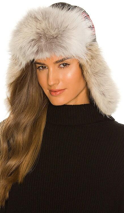Ladies Aviator Hat Canada Goose $325 NEW