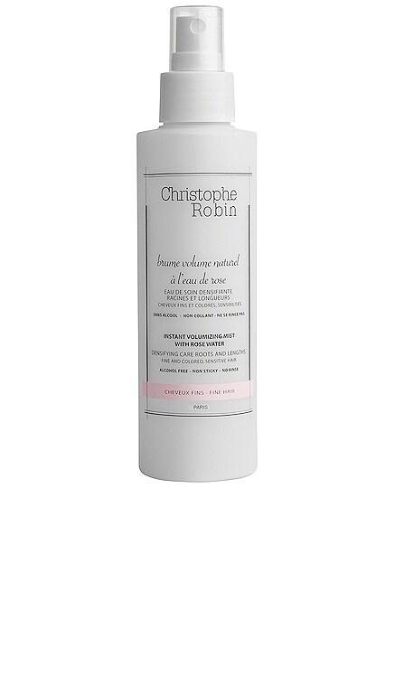 Instant Volumizing Mist with Rose Water Christophe Robin $39 BEST SELLER