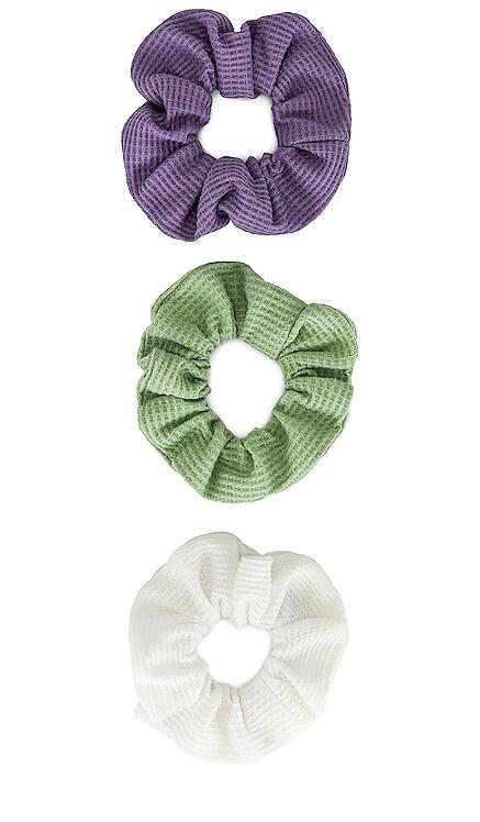 Panama Scrunchie Set Casa Clara $36 NEW
