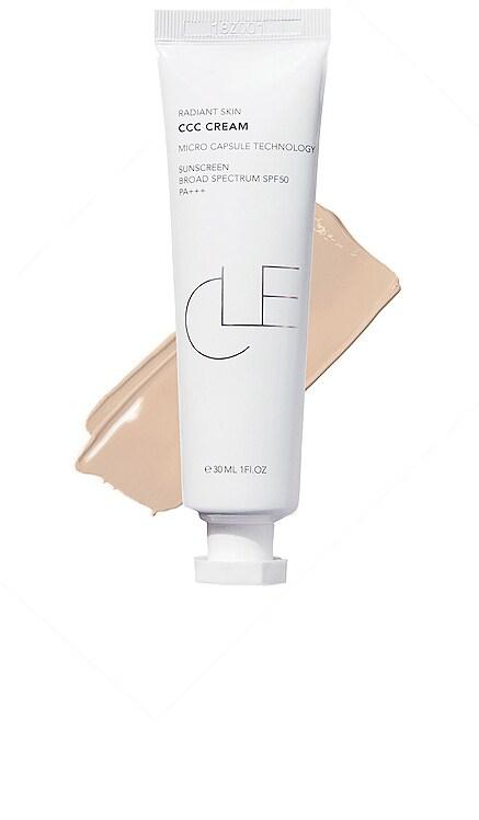 CCC Cream Foundation Cle Cosmetics $31