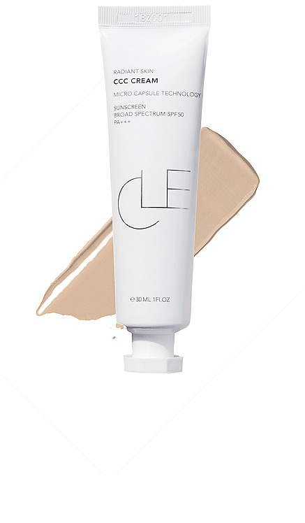 CCC Cream Foundation Cle Cosmetics $31 BEST SELLER