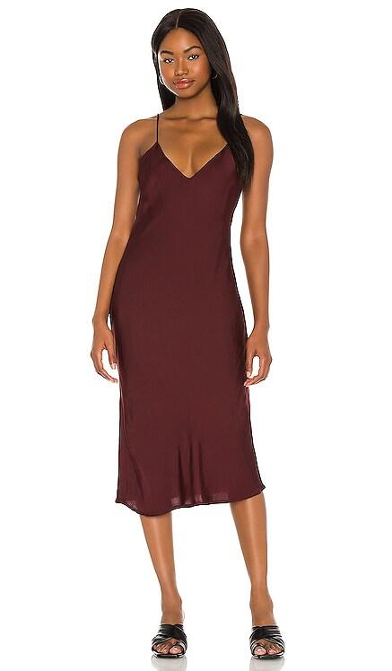 X REVOLVE Vaia Slip Dress Cali Dreaming $250