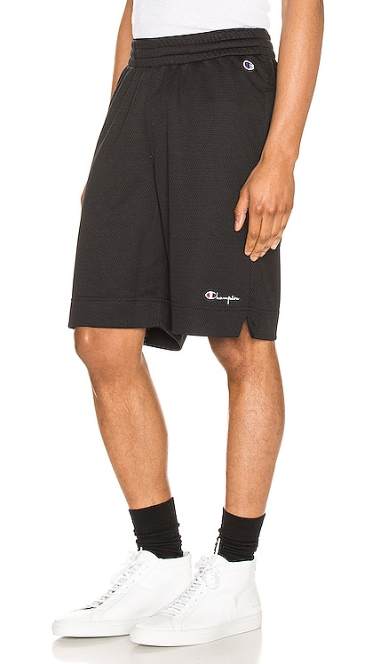 Mesh Basketball Short Champion Reverse Weave $60