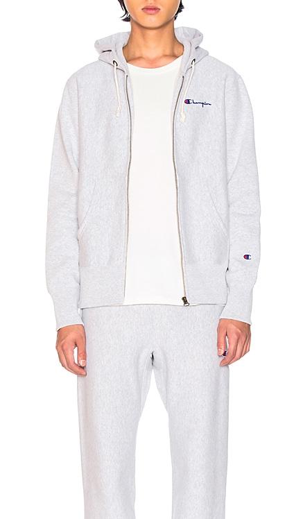 Hooded Sweatshirt Champion Reverse Weave $90