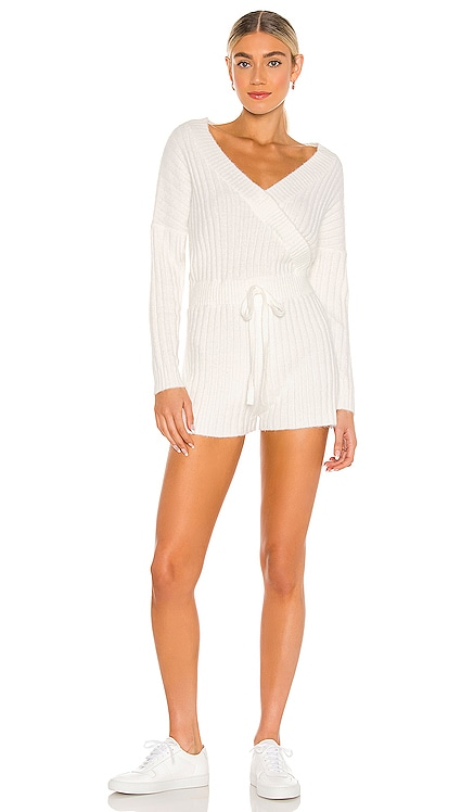 Acacia Romper Central Park West $174 NEW